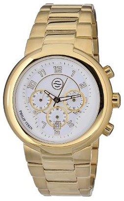 Philip Stein Teslar Women's 32-AGW-GSS Quartz Gold Plated Chronograph Watch