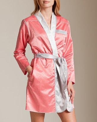 Signature Riviera Short Robe