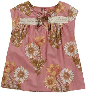 Pink Chicken Elena Top - Strawberry Ice-7/8 Years