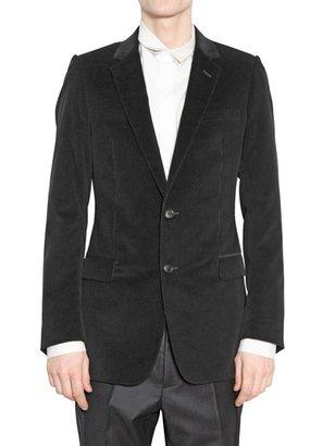 Christian Dior Ribbed Velvet Jacket