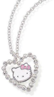 Hello Kitty Heart Necklace
