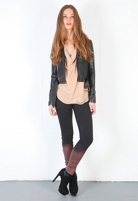Rag and Bone Legging in Rusted Ombre