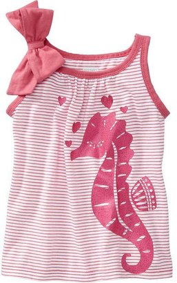 Old Navy Graphic Bow-Tie Tanks for Baby