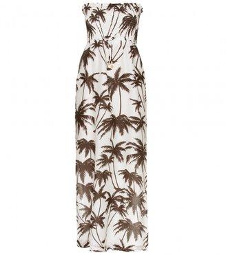 Heidi Klein PALM BEACH STRAPLESS DRESS