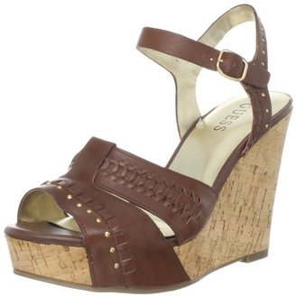 GUESS Women's Hanan Wedge Sandal