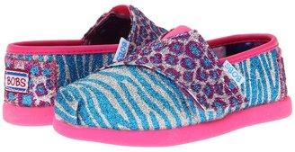 Skechers Bobs World III 85084N Girls Shoes