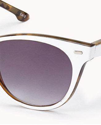 Forever 21 F7014 Cat-Eye Sunglasses