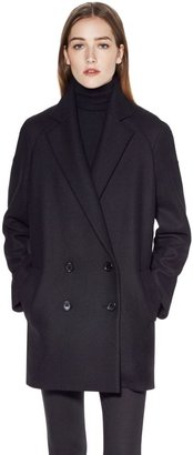 Theory Cafe Jacket in Nest Wool Blend