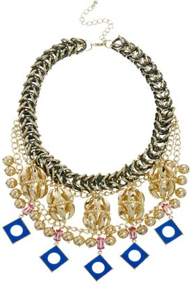 Asos Premium Bell Necklace
