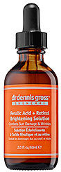 Dr. Dennis Gross Skincare Ferulic Acid + Retinol Brightening Solution