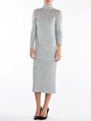 Maison Martin Margiela Turtleneck Sweater Dress