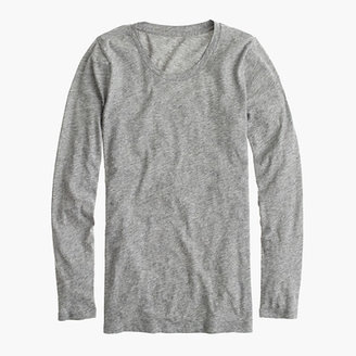 J.Crew Vintage cotton long-sleeve T-shirt