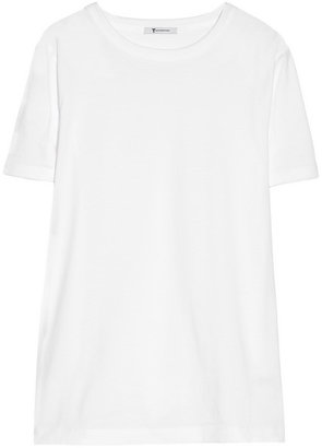 Alexander Wang Supima cotton-jersey T-shirt
