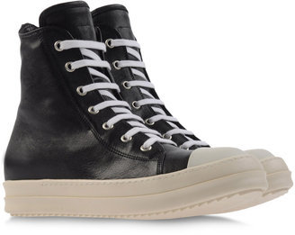 Rick Owens High-tops