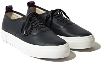 unisex Leather Mother Sneakers