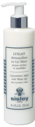 Sisley Paris Cleansing Milk With White Lily $120 thestylecure.com