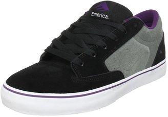 Emerica mens Jinx Skate Shoe Black/Grey 9 M US