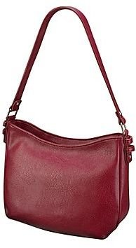 JCPenney 9 & Co.® Sweet Pleats Small Hobo Bag