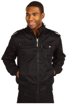 Ecko Unlimited Bobber Jacket (Black) - Apparel