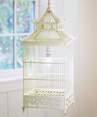 Viva Terra Birdcage Lamp