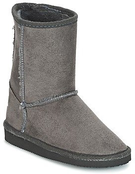 Citrouille et Compagnie ZOONO girls's High Boots in Grey