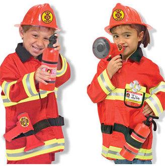 Melissa & Doug Toddler 'Fire Chief' Costume