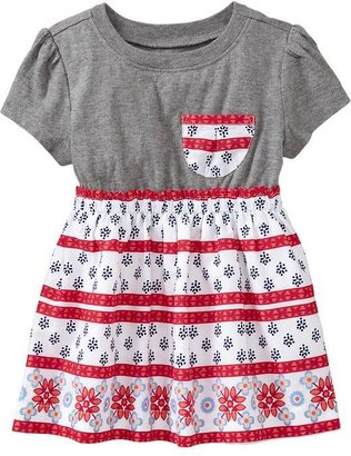 Old Navy Jersey Top Dresses for Baby