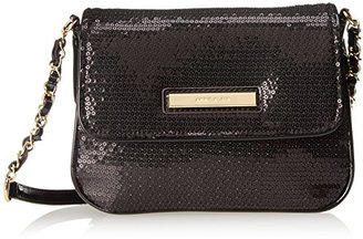 Anne Klein Pretty In Pink Crossbody Cross Body Bag $66.39 thestylecure.com