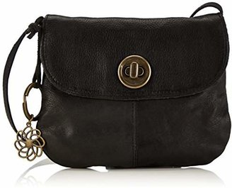 Pieces Pctotally Royal Leather Party Bag Noos, Women's Cross-Body Bag,5x15x18 cm (B x H T)