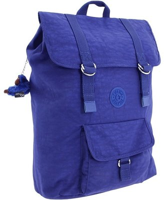 Kipling Jinan Large Backpack (Sporty Blue) - Bags and Luggage