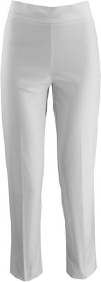 Avenue Montaigne Crop Pull-On Pants