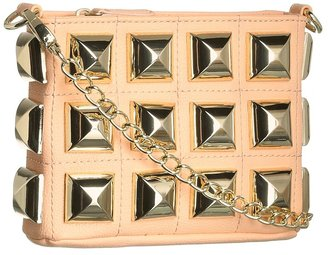 Betsey Johnson Stud Muffin Too Crossbody (Sherbert) - Bags and Luggage
