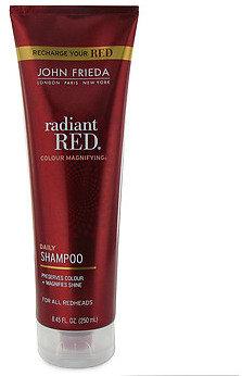 John Frieda Radiant Red Color Captivating Shampoo