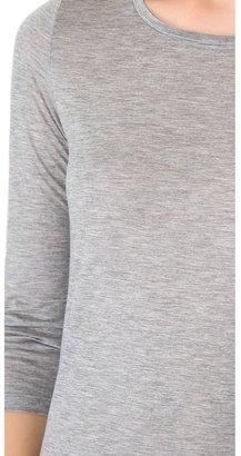 J Brand Ready-to-Wear Sophie Long Sleeve Tee