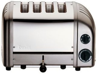 Dualit Charcoal Four-Slice Toaster