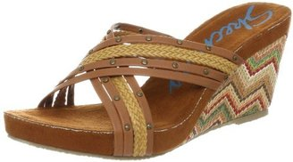Skechers Women's Modiste Waverly Wedge Sandal
