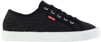 Levi's Levis Malibu Canvas Shoes
