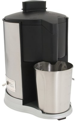 Waring JEX328 Professional Juice Extractor (Brushed Stainless) - Home