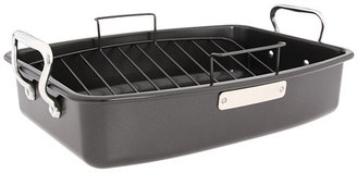 """Cuisinart 17"""" x 13"""" Roaster with Removable Rack"""