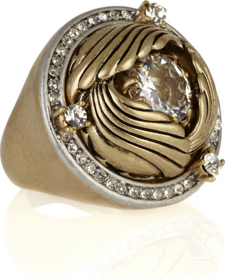 Juicy Couture Modern Nostalgia cocktail ring