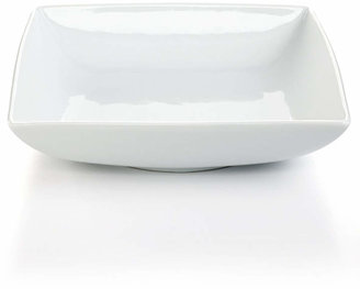 The Cellar Whiteware Square Coupe Individual Pasta Bowl, Created for Macy's