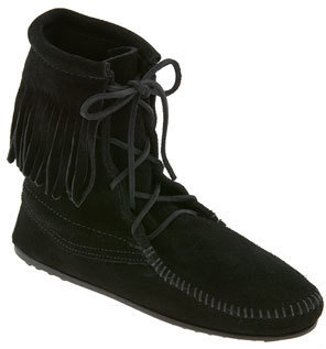 Women's Minnetonka 'Tramper' Boot $62.95 thestylecure.com