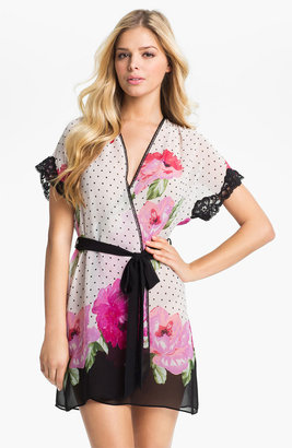 Jonquil In Bloom by 'Roses' Short Robe