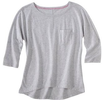 Mossimo Women's Knit Nep Tee -Assorted Colors