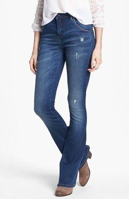 Blank NYC BLANKNYC 'Short Stack' Flare Leg Jeans