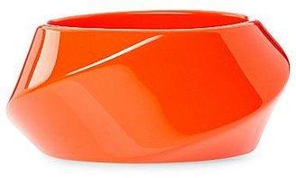 JCPenney Duro Olowu for jcp Swirl Acrylic Bangle Bracelet