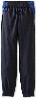 Lacoste Kids Boys' Track Pant With Vertical Leg Stripe (Little Kids/Big Kids) (Marine/Royal) Boy's Casual Pants