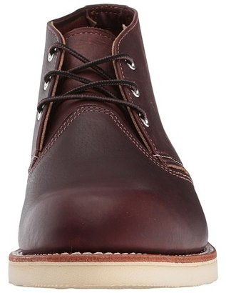 Red Wing Shoes Work Chukka Men's Lace-up Boots