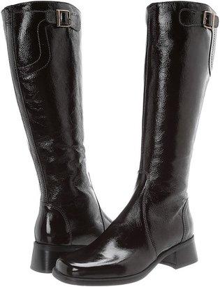 La Canadienne Rickie (Brown Patent) - Footwear