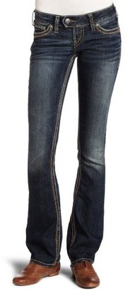 Silver Jeans Juniors Tuesday 16.5 Baby Bootcut Jean